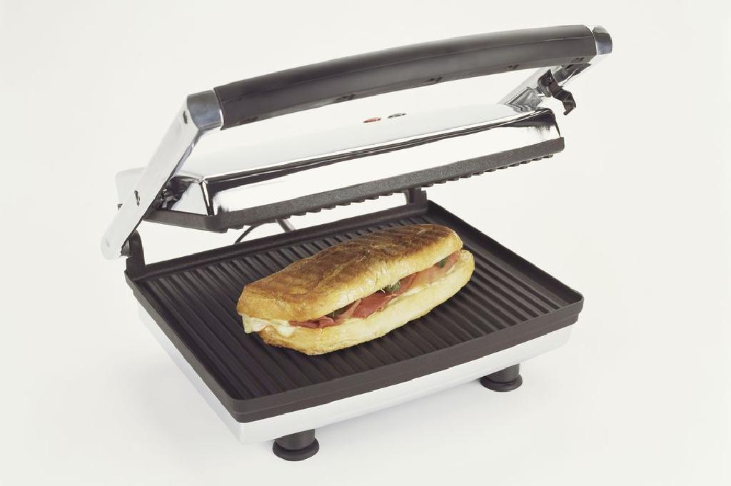può essere utilizzata per hamburger Premere BISTECCA grigliate e Bacon.