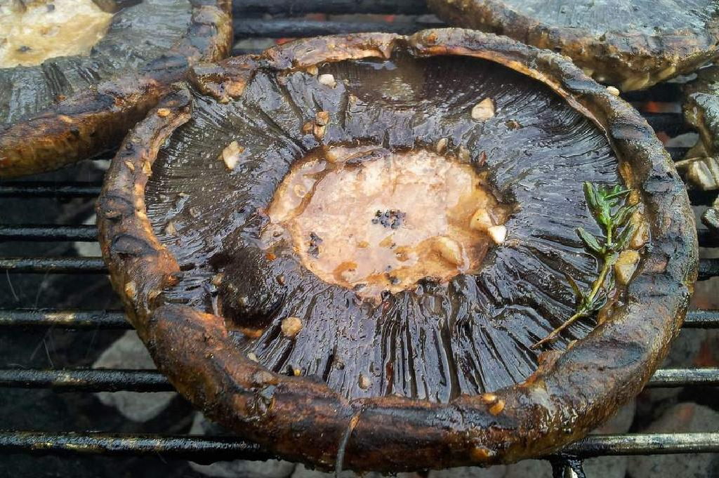 ciuperci portobello)