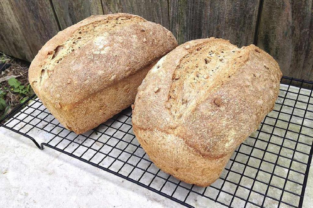îndepărtați grăsimea din pâine