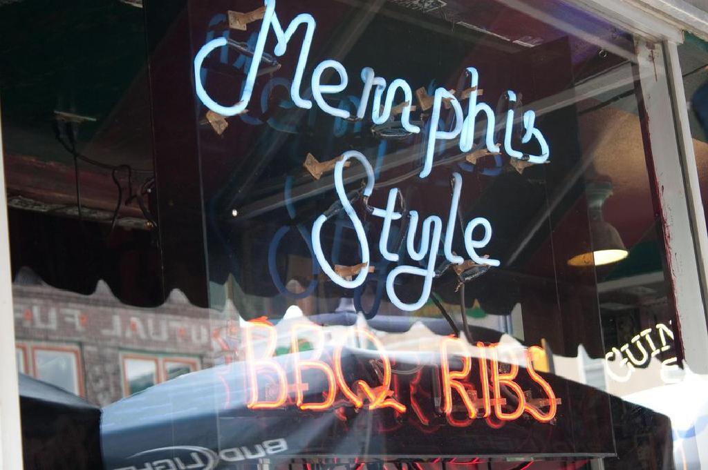 Memphis kouření