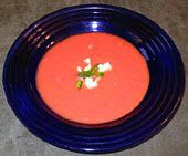 Gazpacho Андалузија ладна супа од домати