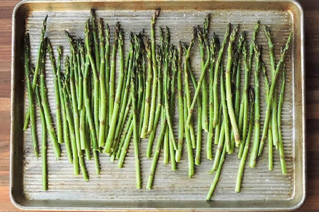 Cara Memasak Lima Cara Asparagus