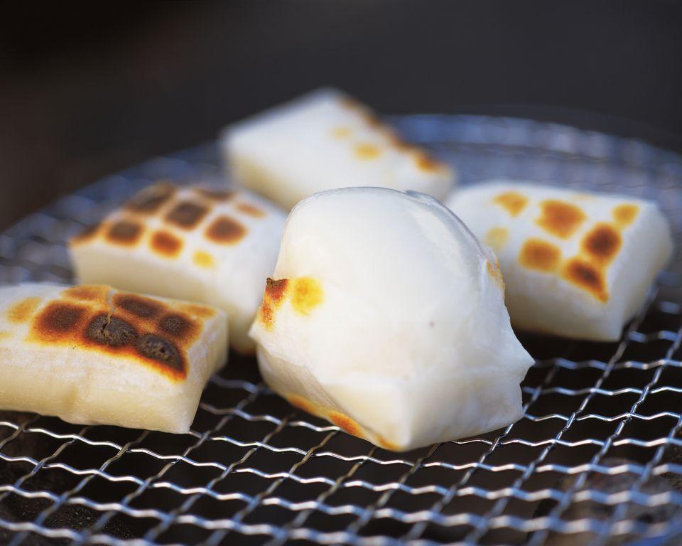 Resipi Kek Padi Nasi Jepun Terbaik