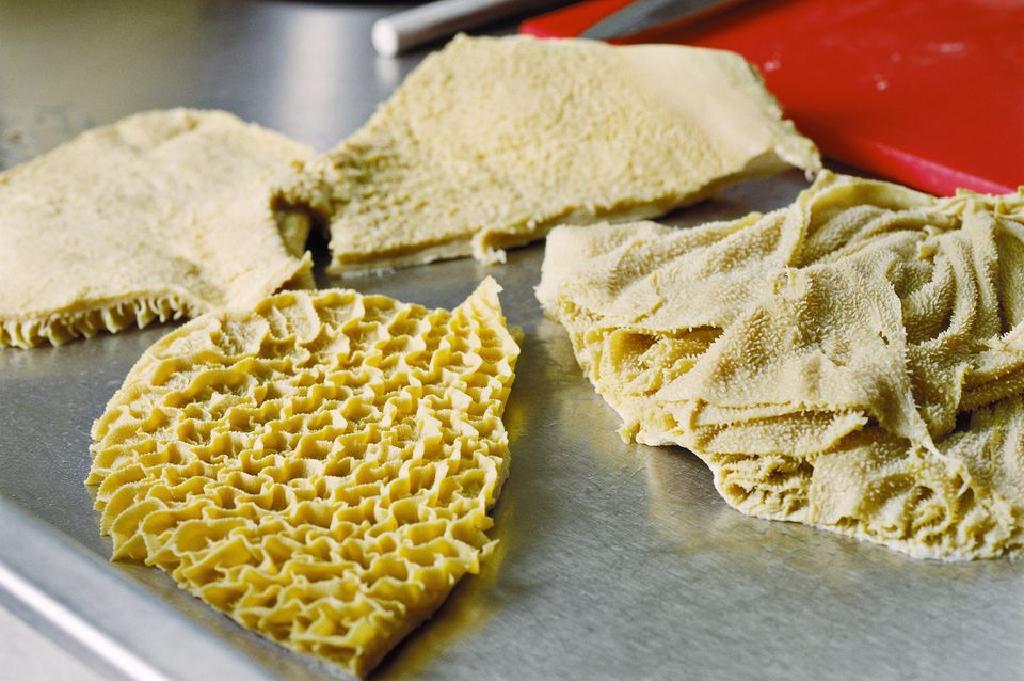 Come Pulire Preparare E Cuocere La Trippa Di Manzo