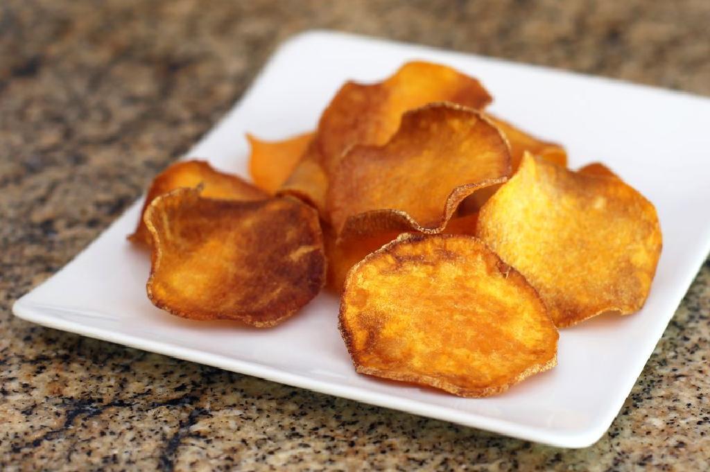 Resipi Keripik Kentang Sweet Fried