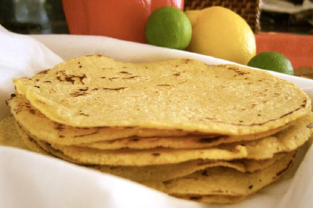 tortilla de porumb pierdere de grăsime)